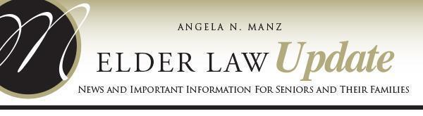 Angela N. Manz Elder Law Update. News and important information for seniors and their families.
